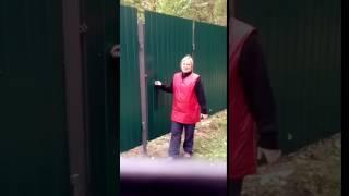 видео Установка заборов в Коломне
