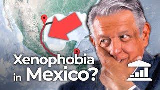 Mexico's plan to STOP MIGRANTS from Central America - VisualPolitik EN