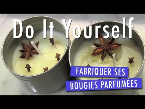 fabriquer une bougie parfum e tuto diy youtube. Black Bedroom Furniture Sets. Home Design Ideas