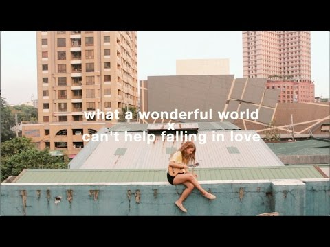 What A Wonderful World x Can't Help Falling In Love (mashup cover) Rene Dominique