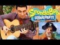 SpongeBob SquarePants INTRO THEME -  8 String Guitar (Marcos Kaiser)