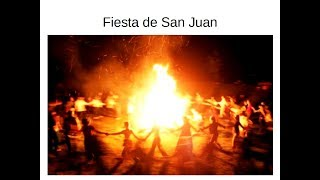 Fiesta De San Juan Tutorial Youtube