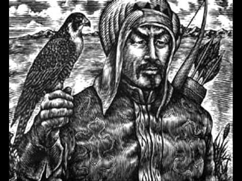 Ancient Turk Warrior
