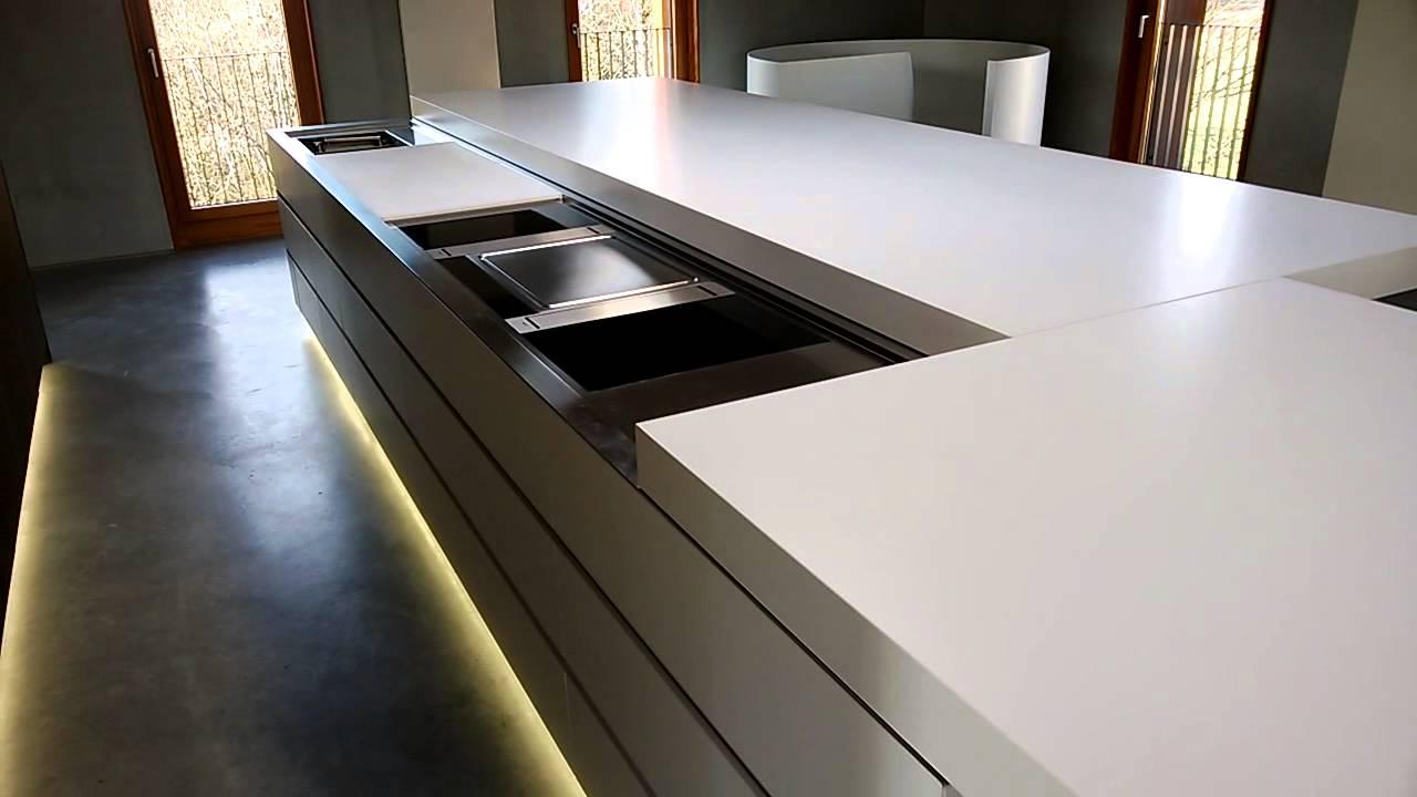 K 252 Chenmontage Minimal Kitchen Design 2013 12 Youtube