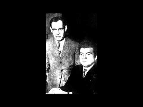 Beethoven - Violin sonata n°3 - Kogan / Gilels