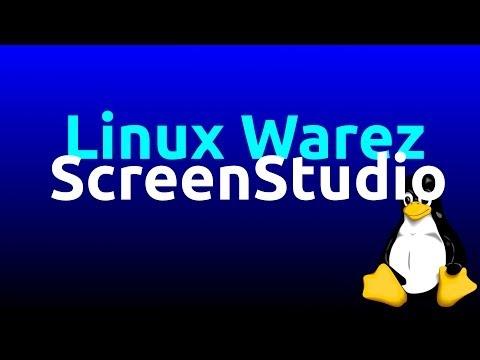 Linux Warez: ScreenStudio - Makes Linux Live Streaming Easy