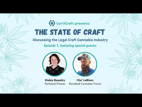 The State of Craft ep. 1, feat. Kieley Beaudry and Che' LeBlanc