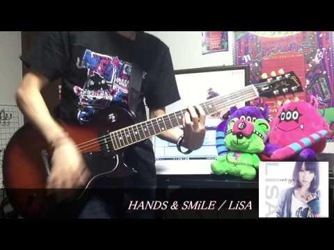 HANDS & SMiLE 弾いてみた【LiSA】