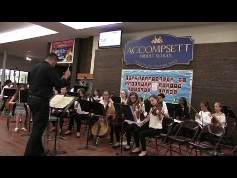 Accompsett Middle School Cafe Concert 6/5/17