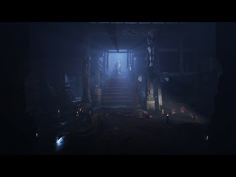 Utopia Syndrome: The Attic Trailer