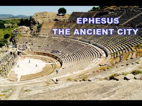 Ephesus - A walk through guided tour of this Ancient City