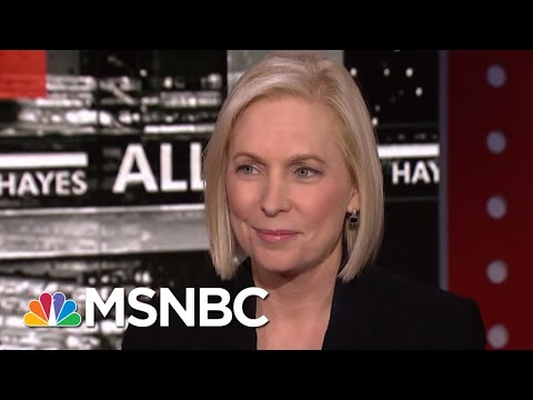 "Gillibrand on 2020: I Will Fight To Restore Country's ""Moral Compass"" Lost Under Trump Presidency"