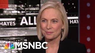 "Senator Kirsten Gillibrand On Restoring The Country's ""Moral Compass"" 