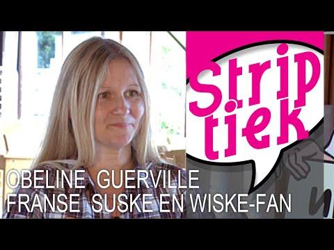 Interview met Ombeline Guerville a.k.a. Bobette Vandersteen