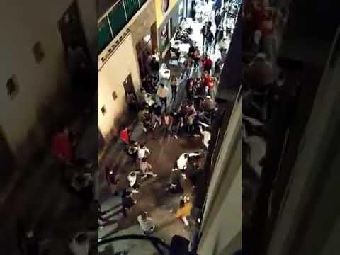 Varios jóvenes protagonizan una pelea en Castro Urdiales