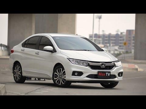 Test Drive Honda City By MaxTV / 10 APR 2017