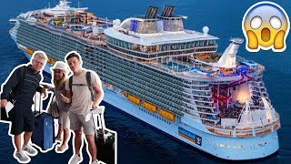 Video SURPRISING MY FAMILY WITH A $10,000 CRUISE! download MP3, 3GP, MP4, WEBM, AVI, FLV September 2018