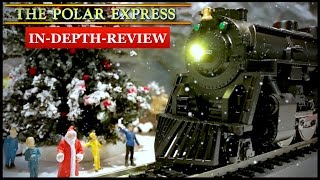 Lionel HO Polar Express (In-Depth-Review)