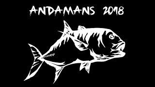 GT Popping Andamans 2018 - Gamefishing Asia - Full Film