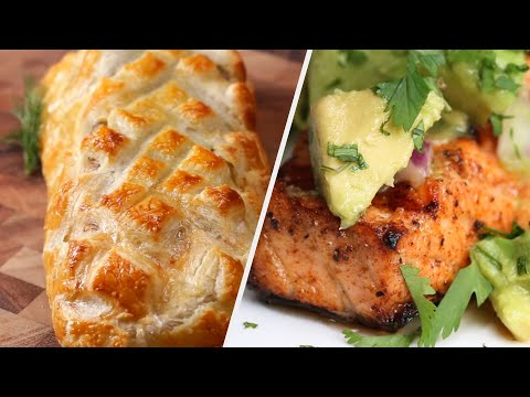 10 Easy And Fancy Dinner Recipes •Tasty