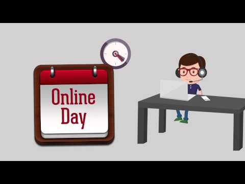 ESafety For Parents - Too Much Time Online (Animation) - Audio Description