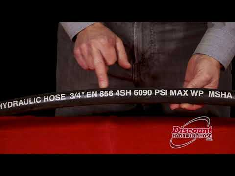 What's A Layline? Reading Your Hydraulic Hose