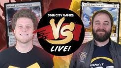 VS Live! | Yorion Sultai Delirium vs Yorion Azorius Devotion | Pioneer | Match 2
