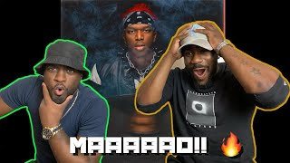 KSI - Dissimulation (FULL ALBUM) REACTION❗️