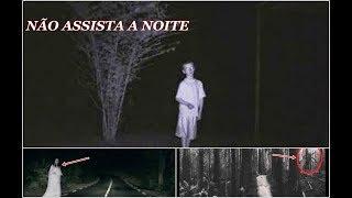FENÔMENOS  DE OUTRO MUNDO, FILMADOS POR CÂMERAS (NÃO ASSISTA A NOITE)