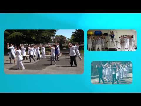 Danse du SHA - Hand rub dance 2013