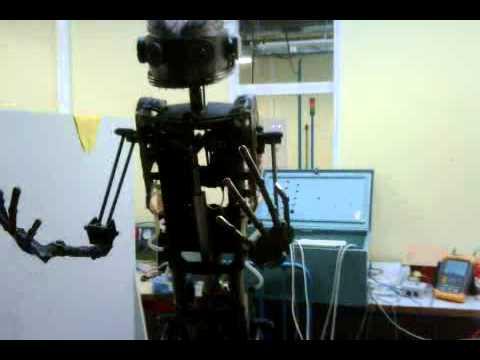Robot électronique contrôleur d'eau