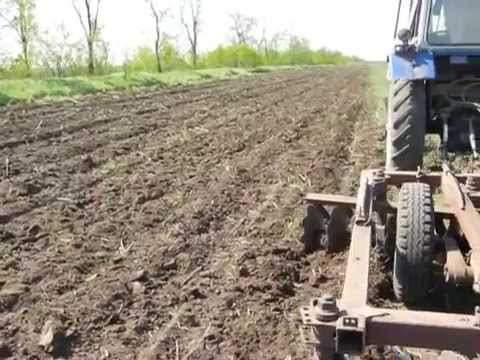 трактор юмз-6, разборка коробки юмз-6 - YouTube