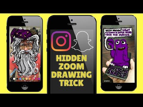 snapchat zoom tutorial