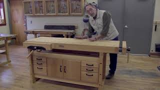 Sjobergs Elite 1500 Workbench plus Cabinet Combo [Ultimate Using Guide]