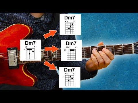 Triads - How To Make Them Jazz Chords