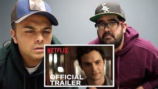 YOU S2   Official Trailer   Netflix REACTION