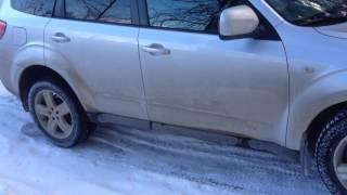Subaru Forester 4AT