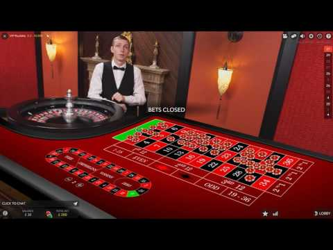£500 Vs Live Dealer Casino VIP Roulette 6th August