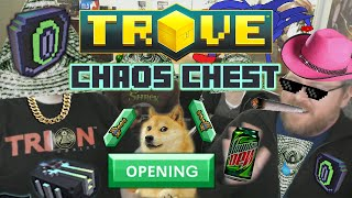 Trove Mlg Chaos Chest Opening 01 - Chaos Coin?!?1?!1