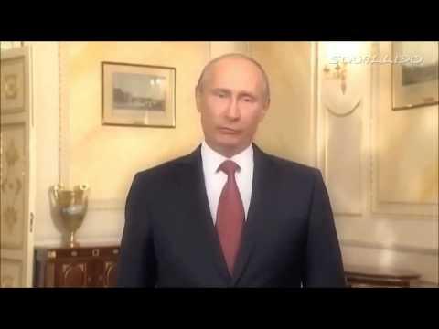Vladimir Putin - Super Gay! [PARODY]