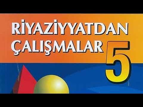 5- ci sinif.Namazov.Riyaziyyatdan çalışmalar,səhifə 136.