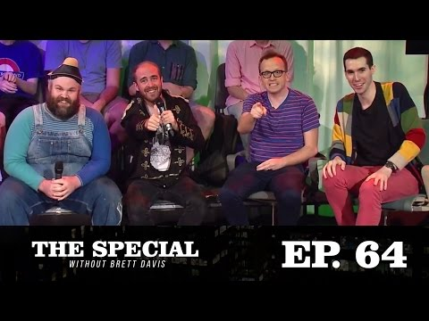 "The Special Without Brett Davis Ep. 64: ""Executive Producers"" with Chris Gethard, JD Amato & B Boys"