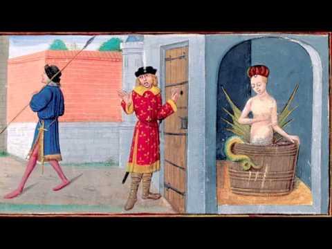 La fée Mélusine, déesse-mère serpent des mégalithes, de la France païenne matriarcale