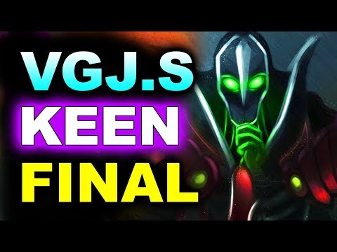 VGJ.S vs KEEN - GRAND FINAL - GESC THAILAND MINOR DOTA 2