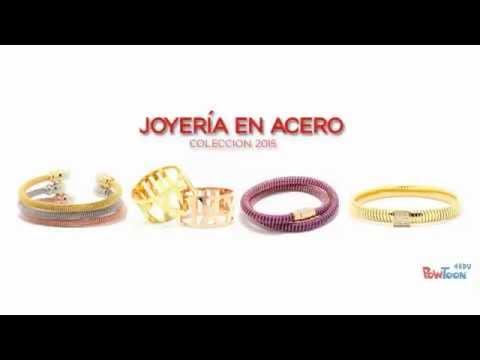 fb50499fed4b Joyas de Acero 316L - Stainless Steel Jewelry - YouTube