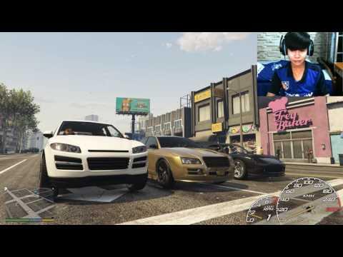 Siêu Xe Trong GTA 5 Tập 37 Chiếc Xe Audi huyền thoại của Michael Sang Chảnh tới Cở nào