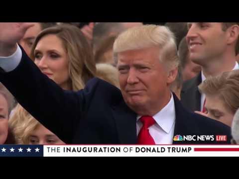 Create Your World News   Trump Inauguration 2017 1