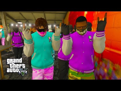 GTA 5 ONLINE -ROAD TO 700K WITH KSG