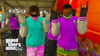 GTA 5 ONLINE -ROAD TO 700K WITH KSG thumbnail