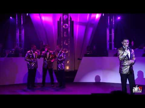AIM - Live At The Apollo - Motown - Four Tops - The Temptations